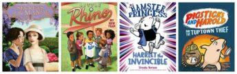 2015 beginning chapter book reviews for kids