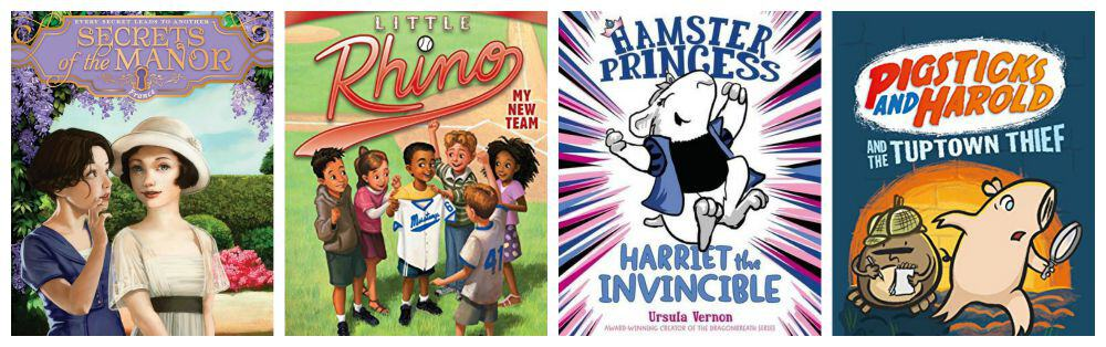 2015 beginning chapter book reviews for kids