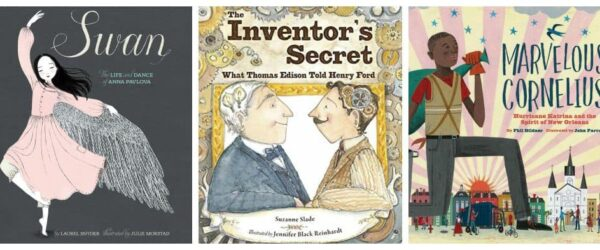 8 Stellar Picture Book Biographies