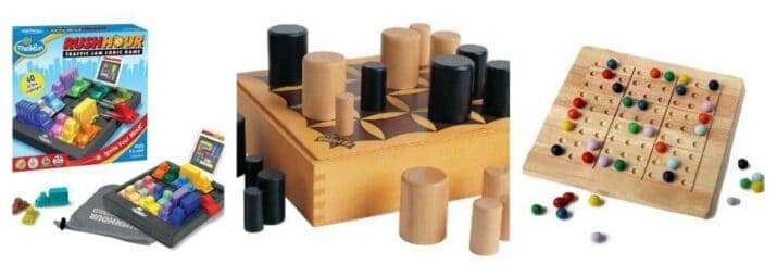 good strategy games and logic games for kids