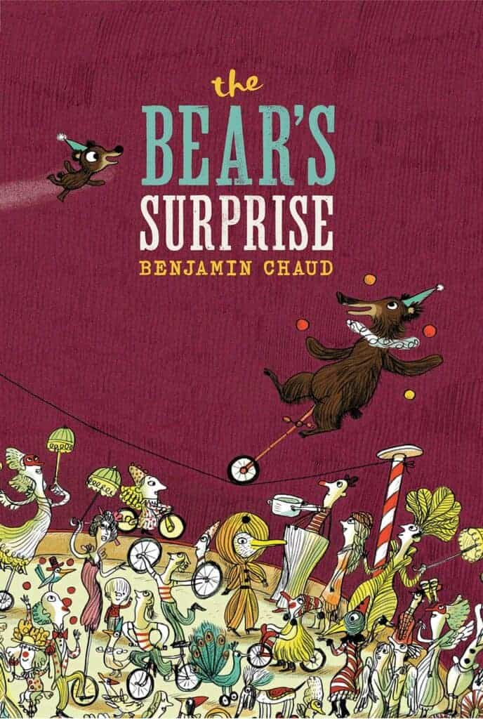 the Bear's Surprise picture book