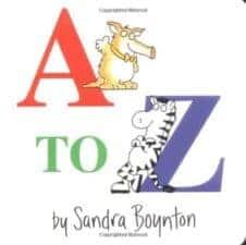 A to Z Sandra Boynton