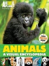Animals nonfiction book ideas for 9 year old boys