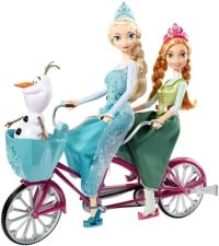Anna and Elsa Pretend Play Gifts for Kids