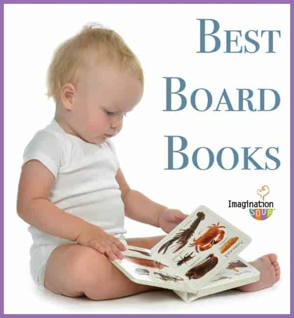 Best Board Books for Babies and Toddlers plus printable list