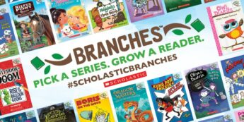 easy chapter books BRANCHES from Scholastic