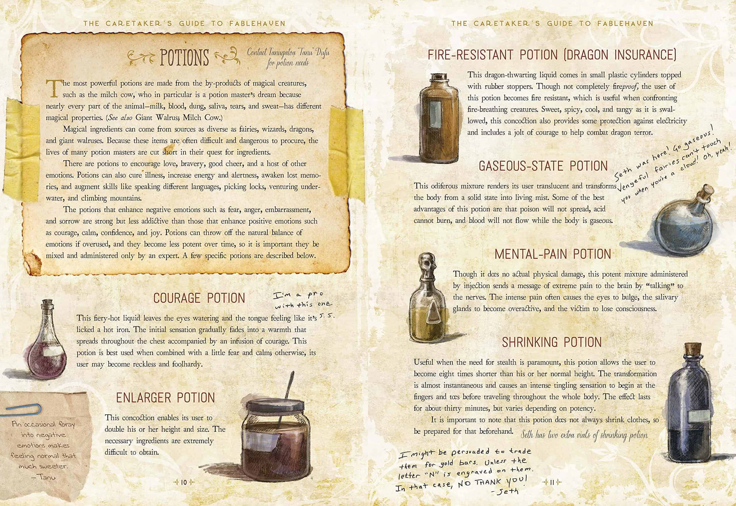 Caretakers Guide to Fablehaven review
