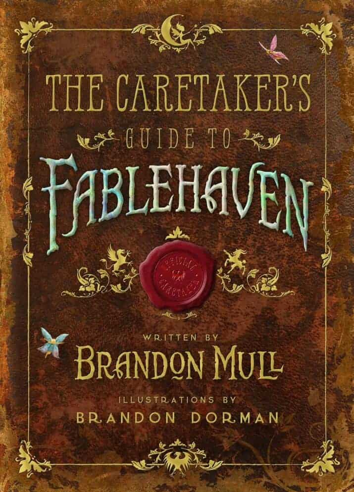 Review: Caretaker's Guide to Fablehaven by Brandon Mull