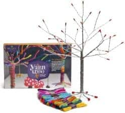 Craft Tastic Yarn Tree Arts and Crafts Gifts for Kids Gifts for 8 Year Old Girls