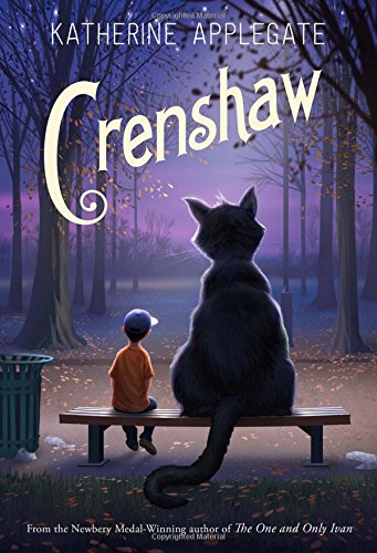 Crenshaw review recommended books for 11 year olds