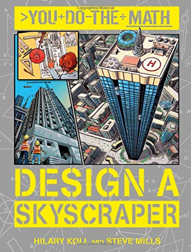 Design a Skyscraper Nonfiction Books for 9 Year Olds