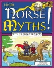 Explore Norse Myths 25 Great Projects - children's booksIf You Like Magnus Chase, You'll Like These Other Norse Mythology Books