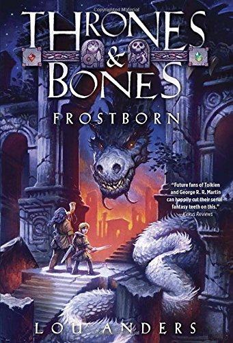Frostborn Norse Mythology Books for Kids