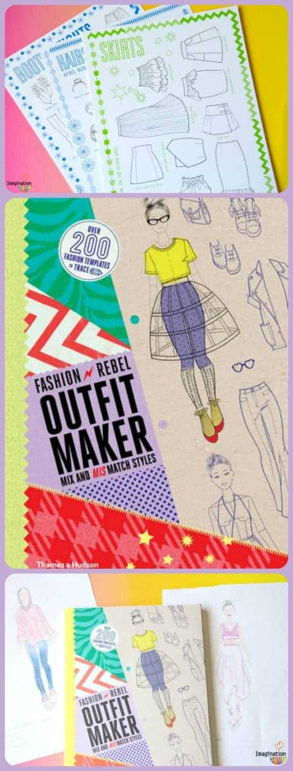 Gift Ideas for Tweens and Teens Fashion Rebel Outfit Maker