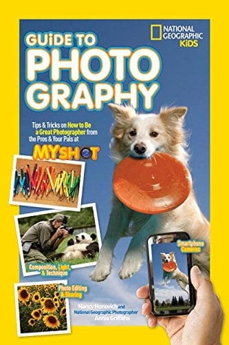 Guide to Photography nonfiction books kids