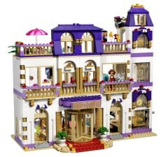 LEGO Friends Heartlake Hotel Pretend Play Gifts for Kids