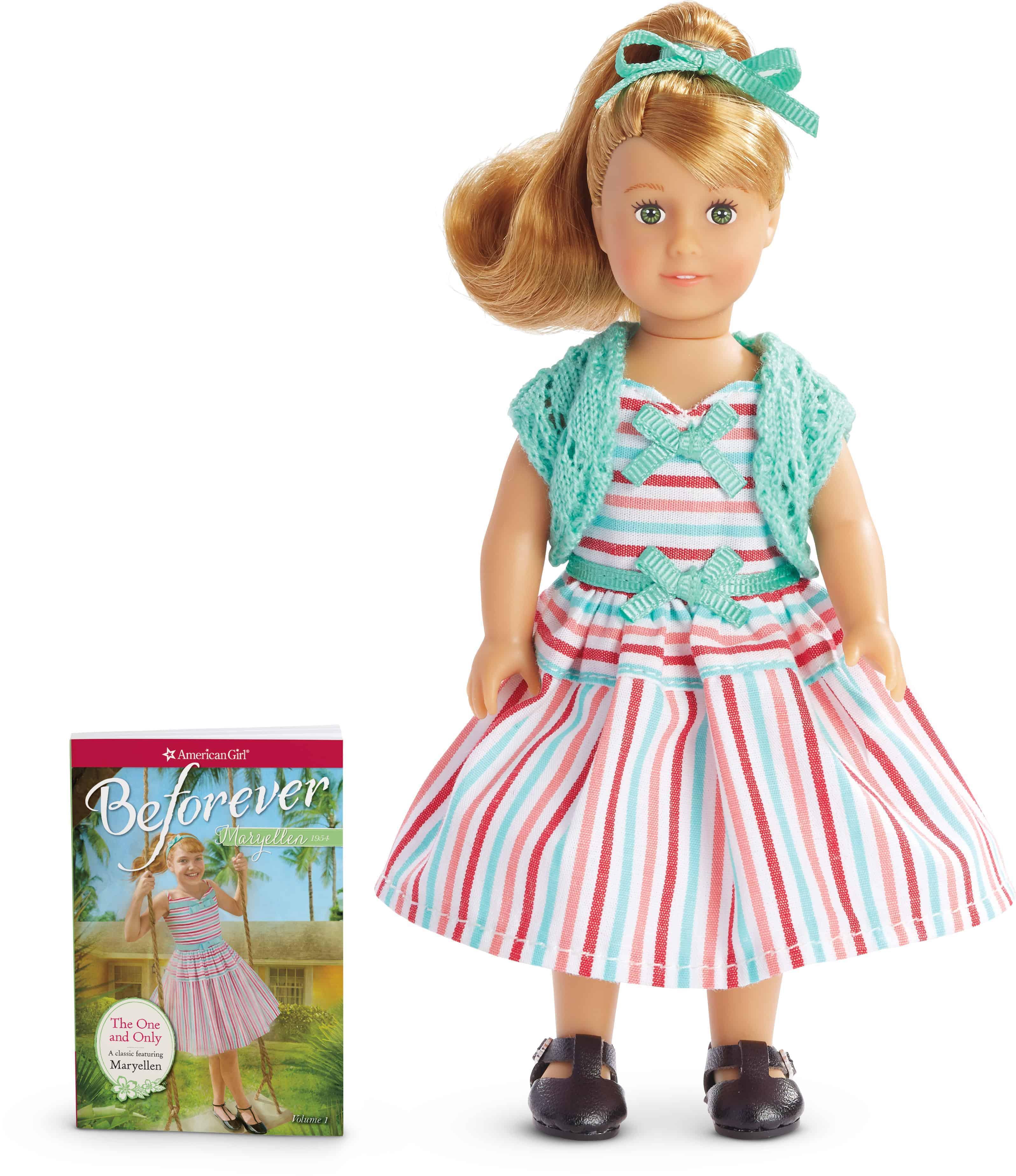 Mary Ellen Larkin Doll and Book