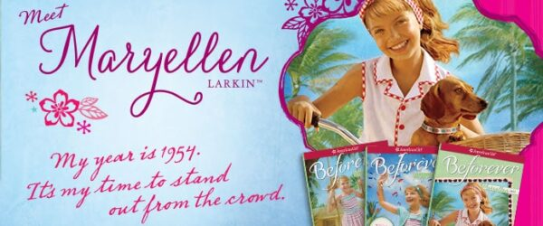 Journey to the 50s with New American Girl, Maryellen
