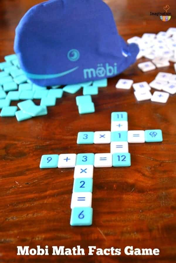 Mobi Math Facts Game: REVIEW