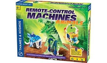 Remote Control Machines STEAM / STEM Gifts for 10 Year Old Boys