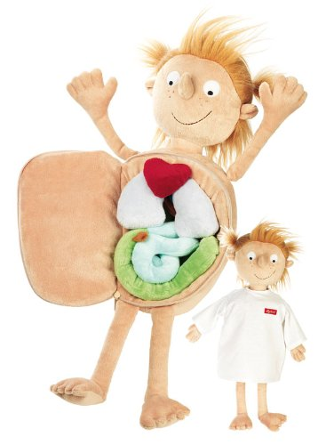 Rosi the Little Patient Pretend Play Gifts for Kids