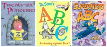 the best alphabet books