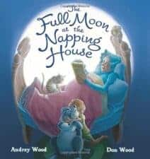 The Full Moon at the Napping House Children's Picture Books Winter 2015
