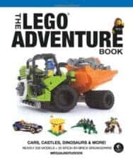 The LEGO Adventure Book gift ideas for 9 year old boys