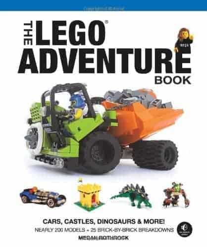 The LEGO Adventure Book Excellent Nonfiction Books To Get Kids Reading