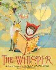 The Whisper picture book to inspire writing and imagination
