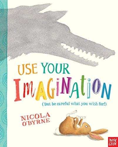Use Your Imagination picture book review