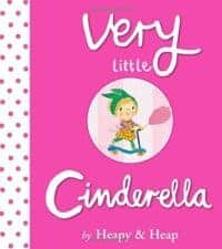 Very Little Cinderella fairy tales for kids