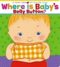 Where is baby's belly button Best Board Books for Babies and Toddlers