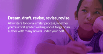 Writing Process - Google Hangout with Kate Messner