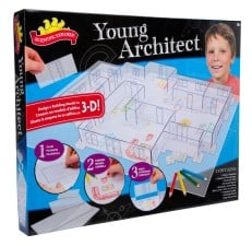 Young Architect STEAM / STEM Gifts for Smart Kids