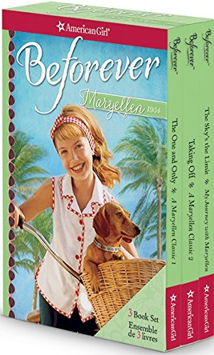 New BeForever Maryellen Books