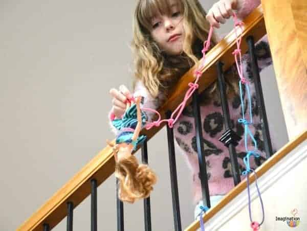 STEAM Education Activity: Bungee Barbie