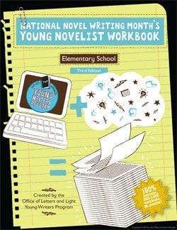 NaNoWriMo Kids Workbook
