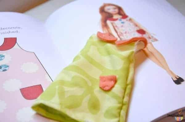 I can make doll clothes