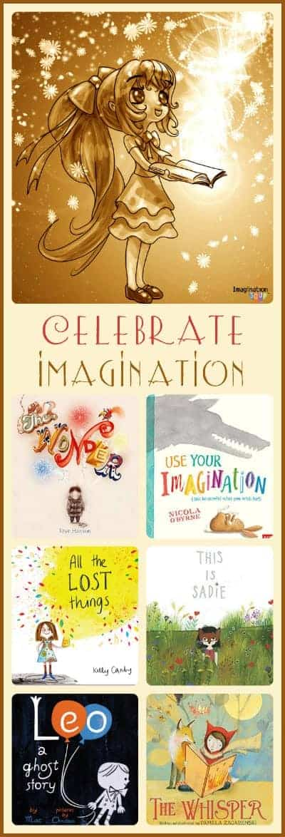 imagination in picture books