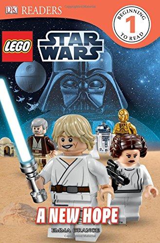 A New Hope Star Wars beginning readers