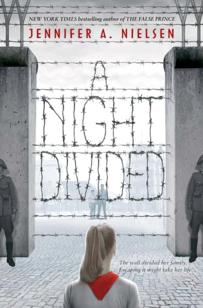 A Night Divided good books for 12 year olds