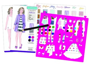 Gifts for 7-Year Old Girls American Girl BeForever Sketch Arts and Crafts Gifts for Kids
