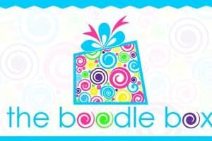 Boodle Box Subscription Gift idea for 12 year old girls