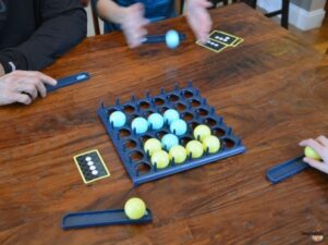 Bounce Off family game