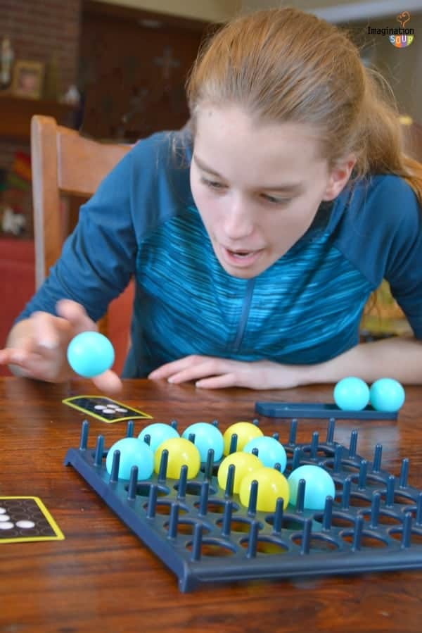 Our New Favorite Family Game -- Bounce-Off