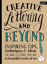 Creative Lettering and Beyond Gifts for Writers