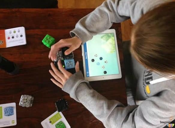 Cubelets Bluetooth Robotics for Kids with Cubelets