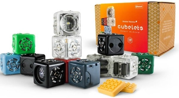 Cubelets TWELVE Robotics for Kids - review