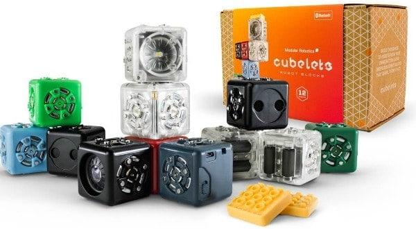 Cubelets TWELVE Robotics for Kids - review